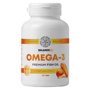 Омега-3 — Рыбий жир