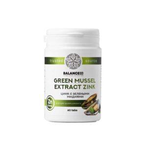 Экстракт зелёных мидий