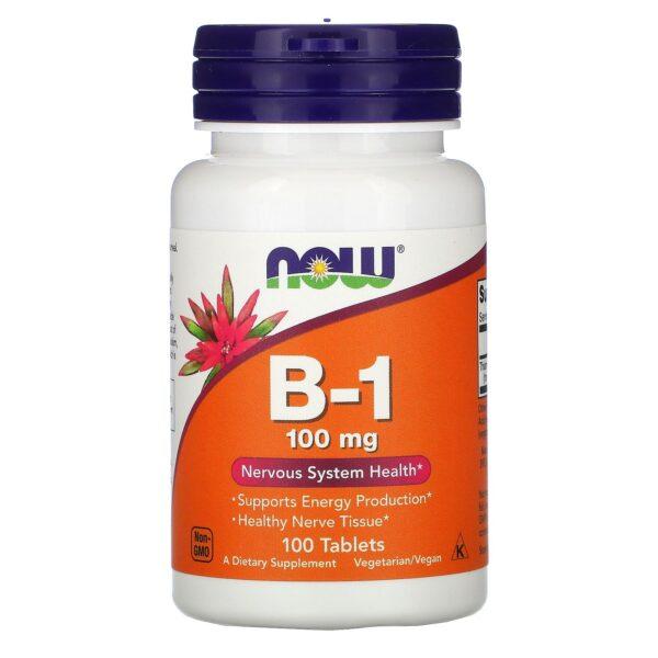 B1 Now Foods